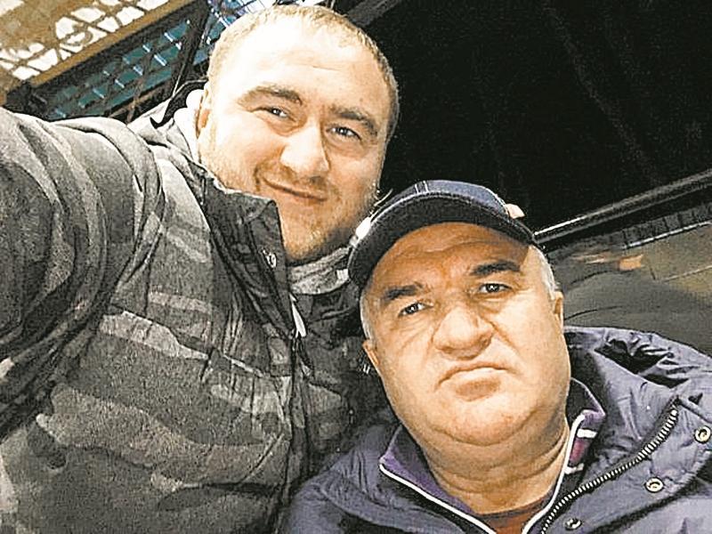 Отец и сын Арашуковы уже не вместе