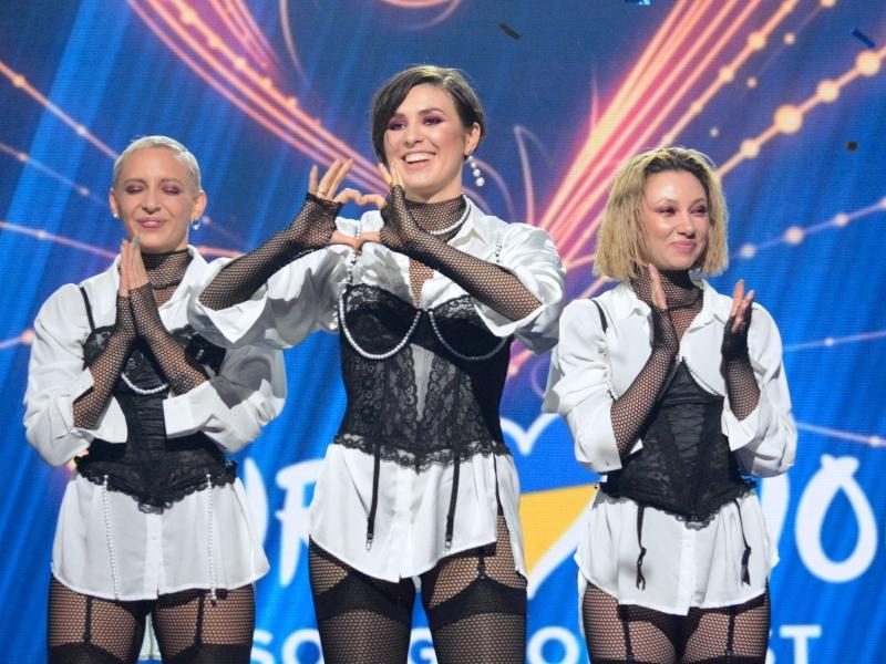 Триумф Maruv как победительницы украинского национального отбора на Евровидение-2019 оказался недолгим // фото: Александр Гусев / Global Look Press
