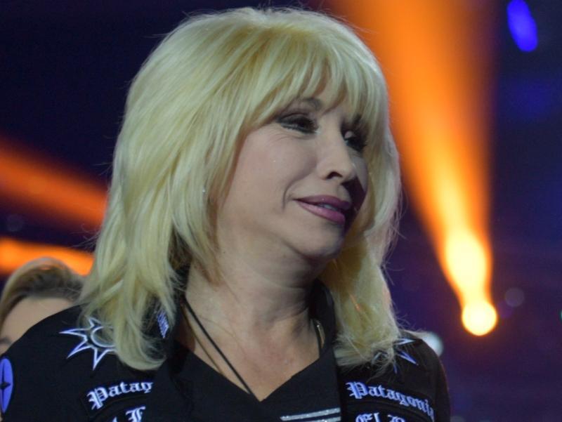 Ирина Аллегрова // фото: Komsomolskaya Pravda / Global Look Press
