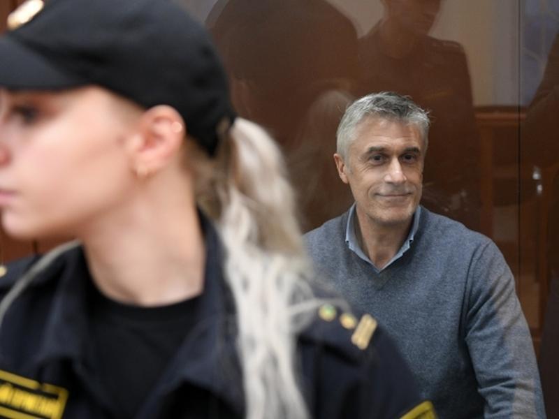 Майкл Калви в суде // фото: Рамиль Ситдиков / РИА Новости