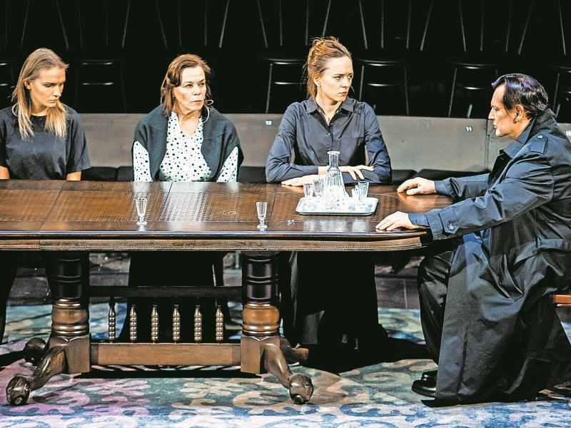 «Теллурия» – одна из главных провокаций Театра на Таганке