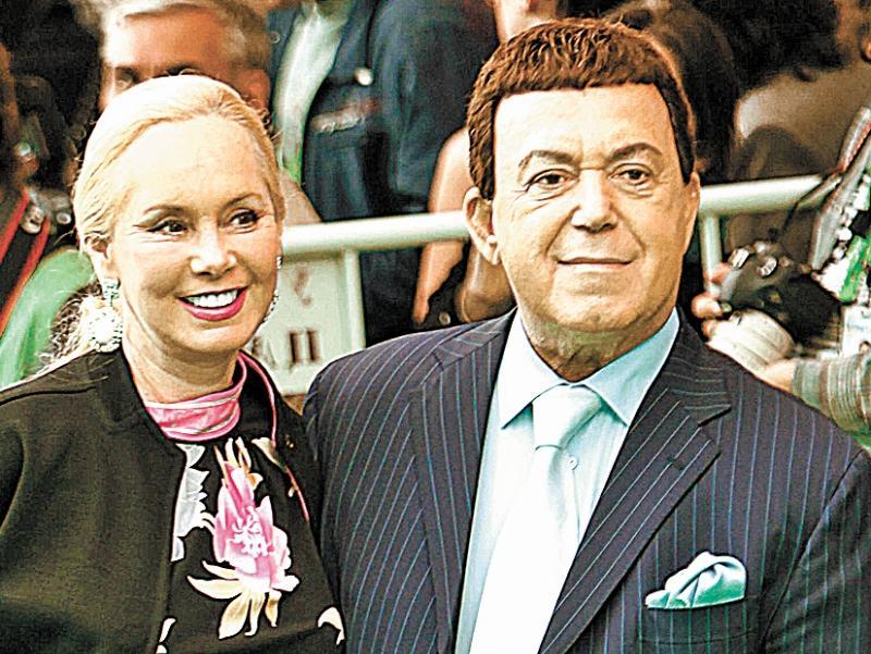 Нелли и Иосиф Кобзон // фото: Александр Алешкин