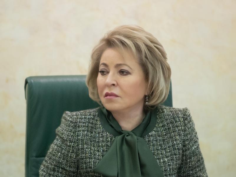 фото: Federation Council of Russia / via Globallookpress.com