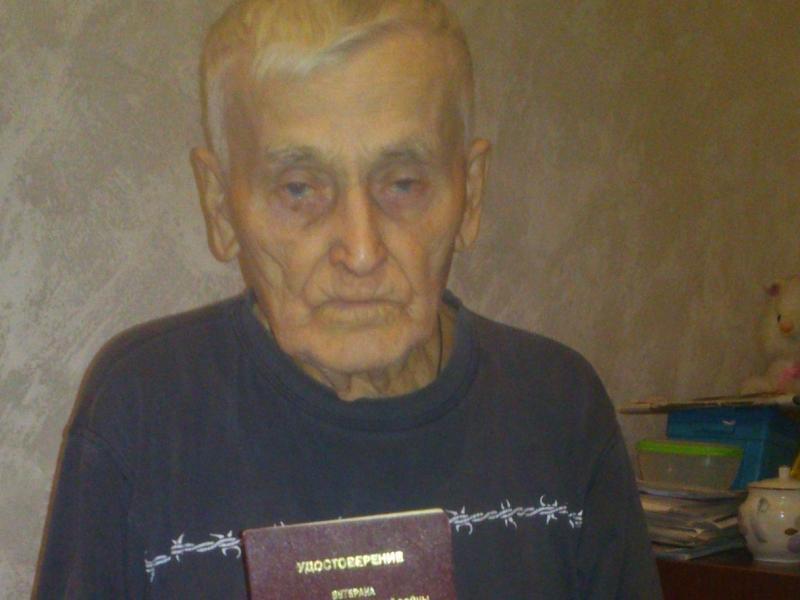 Василий Ушаков