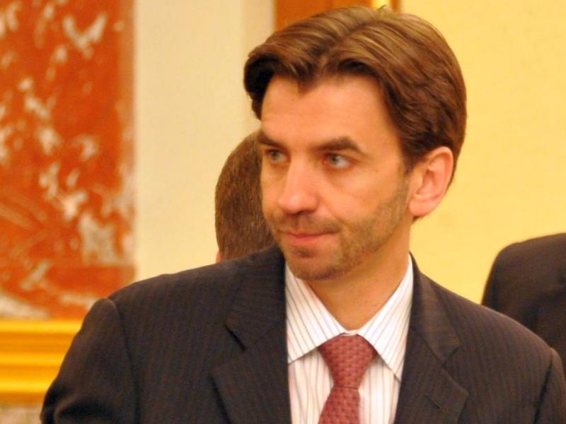 Михаил Абызов на заседании правительства, лето 2012 года // фото: Global Look Press