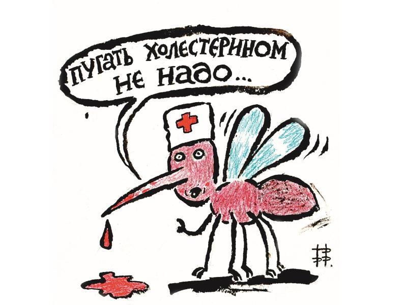 Рисунок: Виктор Балабас
