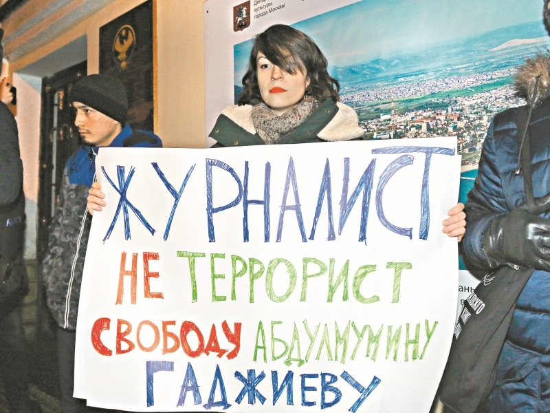 """Гаджиева называют «дагестанским Голуновым» // фото: Андрей Струнин / """"Собеседник"""""""