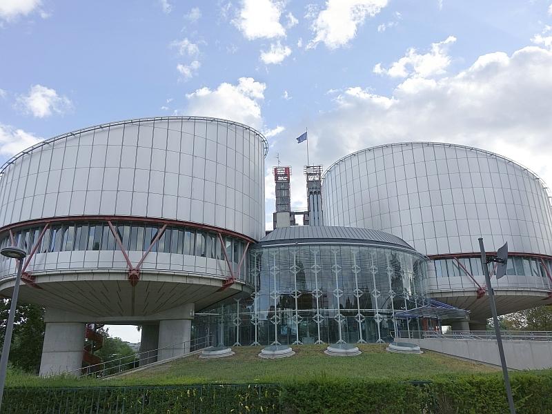Европейский суд по правам человека // фото: Global Look Press