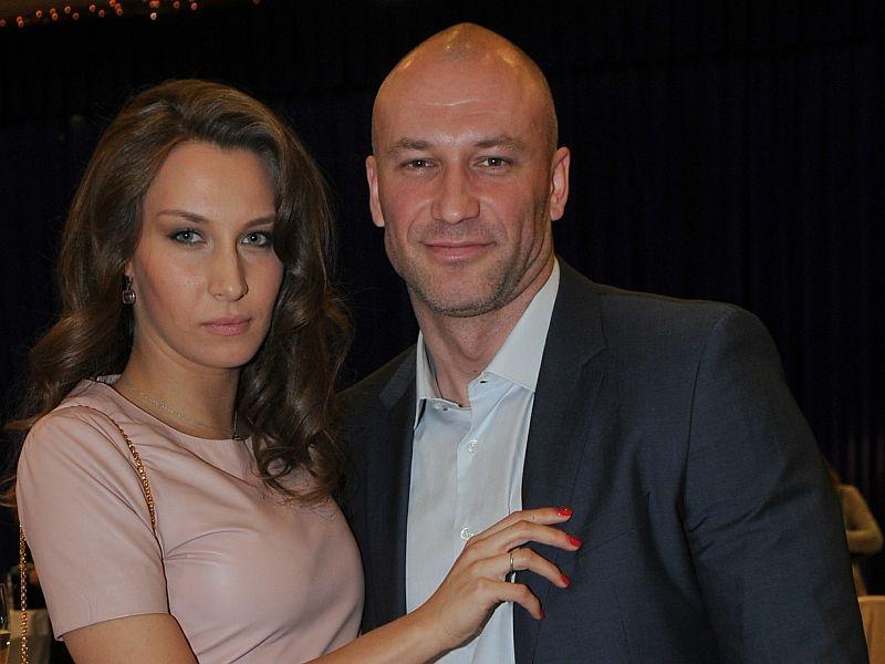 Константин Соловьев и Анастасия Ларина // фото: Global Look Press