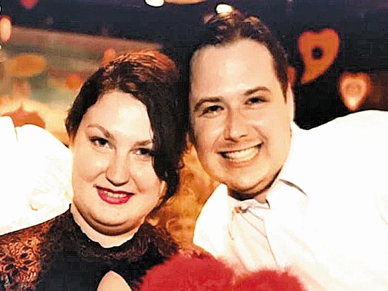 Антонина Зимина и Константин Антонец // фото в статье: соцсети