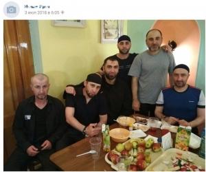 """скриншот со страницы в соцсети """"ВКонтакте"""", где выложены фото"""