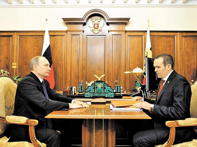 Путин и Игнатьев