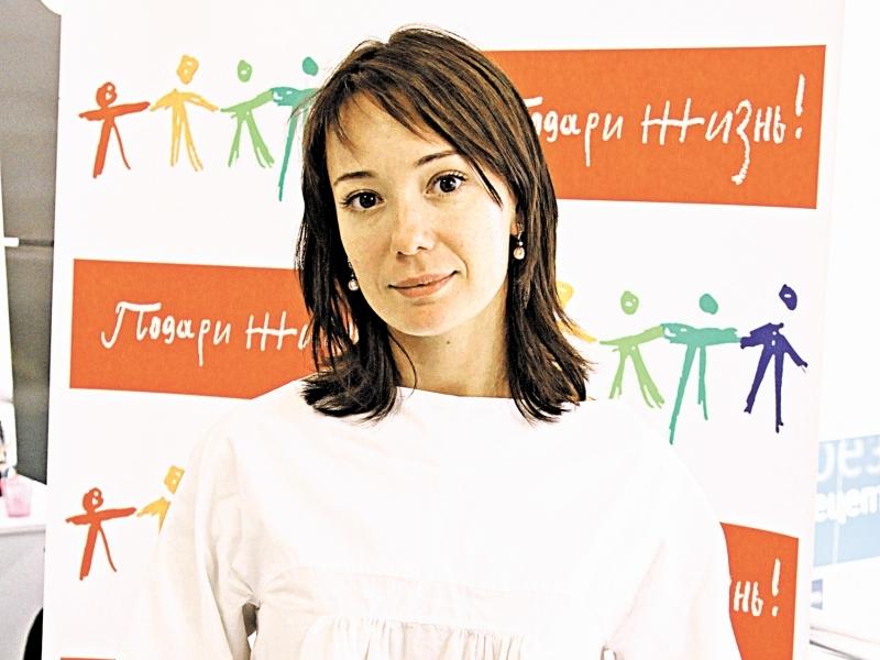 Чулпан Хаматова // фото в статье: Андрей Струнин