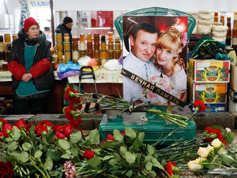 Вцентре Калининграда неизвестный открыл стрельбу полюдям