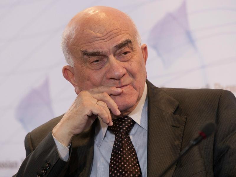 Евгений Ясин, научный руководитель ВШЭ, доктор экономических наук, профессор