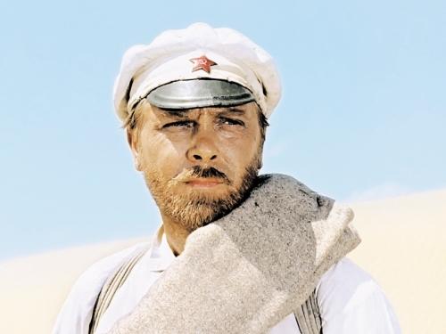 Анатолий Кузнецов в фильме «Белое солнце пустыни»