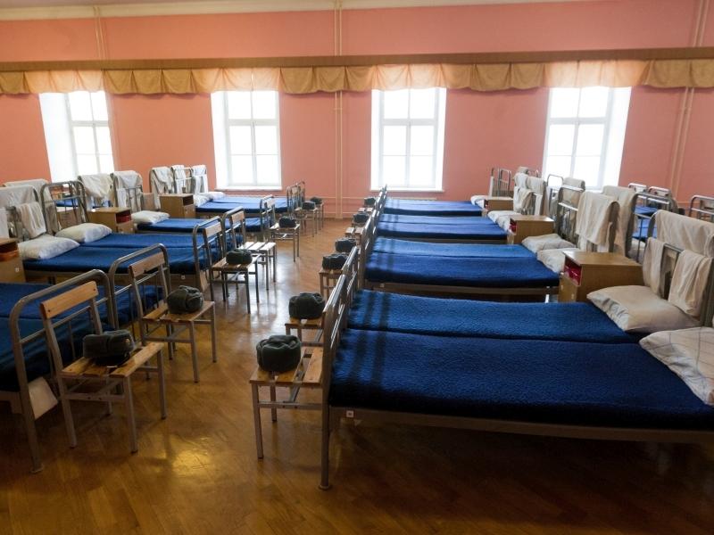 Это – обычная казарма... (Фото: Global Look Press)