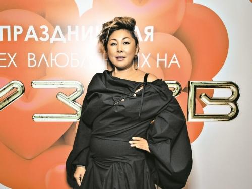 Анита Цой // фото в статье: пресс-служба Муз-ТВ
