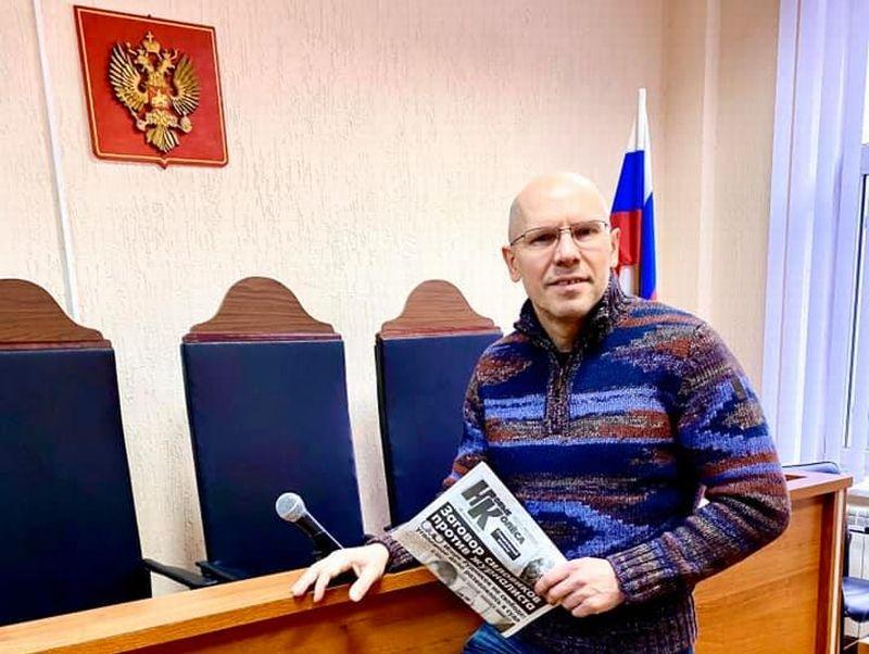 Игорь Рудников // Фото: facebook.com