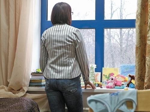 """Центр – это временное убежище, а возвращаться придется домой... // фото: Андрей Струнин / """"Собеседник"""""""