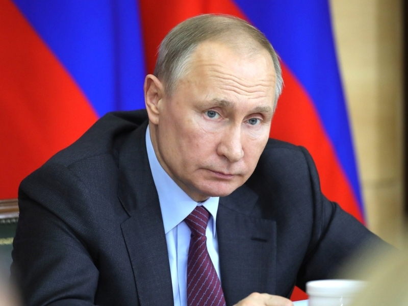 Владимир Путин // фото: Global Look Press