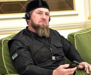 Рамзан Кадыров. Фото: Kremlin Pool / Global Look Press