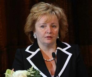 Людмила Путина-Очеретная // фото: Global Look Press