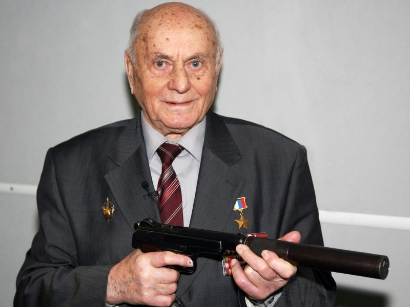 Алексей Ботян. Фото: svr.gov.ru / Пресс-бюро СВР России