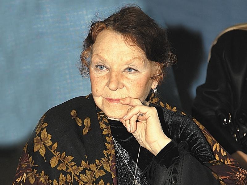 Нина Ургант // фото: Наталья Логинова