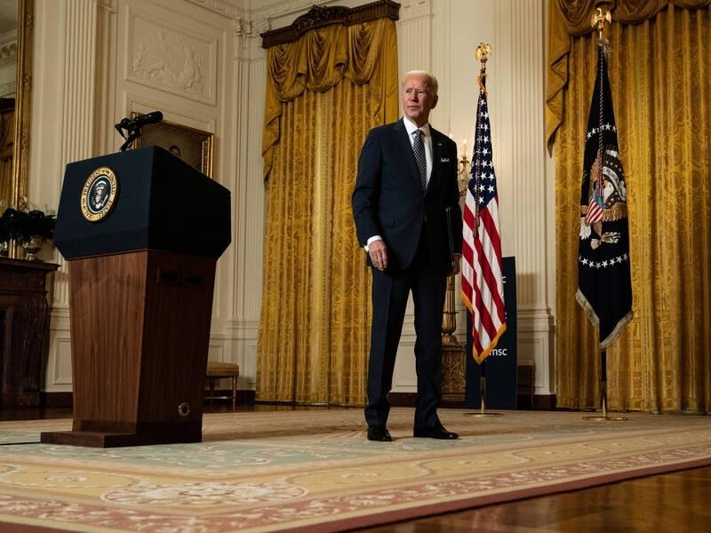 Джо Байден // Фото: Global Look Press