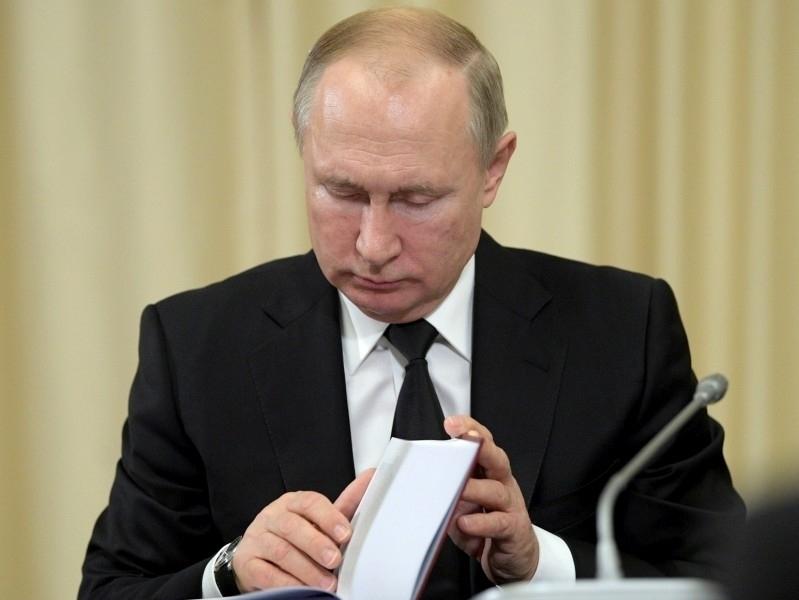 Консервация системы: СМИ рассказали о переносе даты послания Путина Федеральному собранию