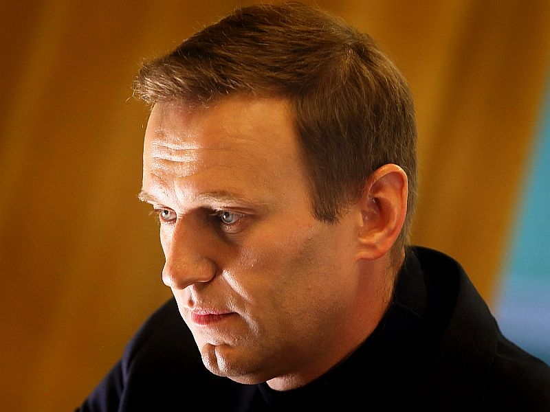 Алексей Навальный // фото в статье: Global Look Press