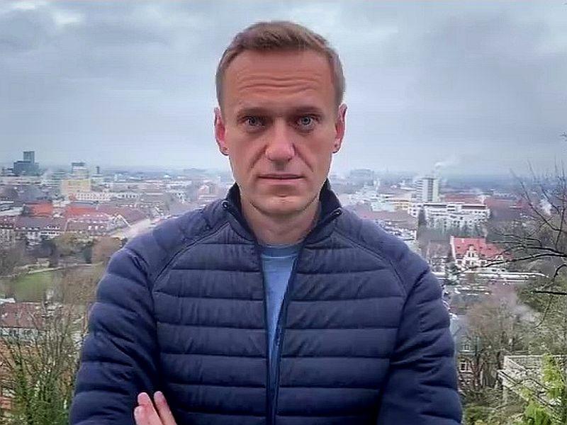 Алексей Навальный // стоп-кадр: Instagram
