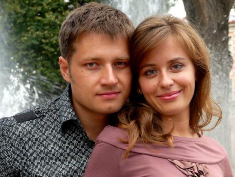 Звезда КВН Максим Бобков с бывшей женой Татьяной // фото: личный архив
