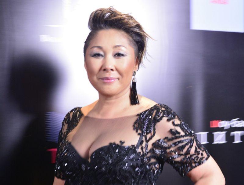Анита Цой // фото в статье: Global Look Press
