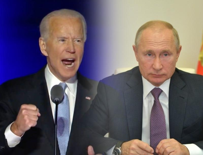 Джо Байден и Владимир Путин // Фото: Global Look Press