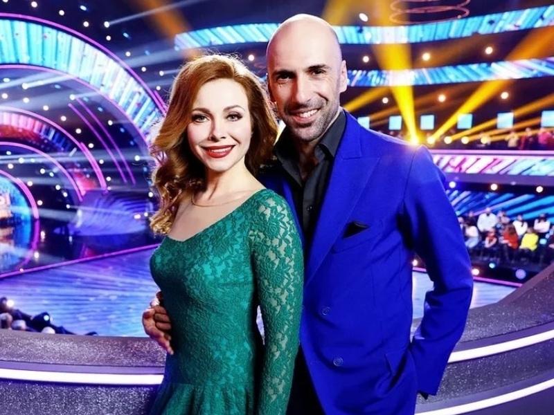Евгений Папунаишвили и Екатерина Гусева // фото: Instagram