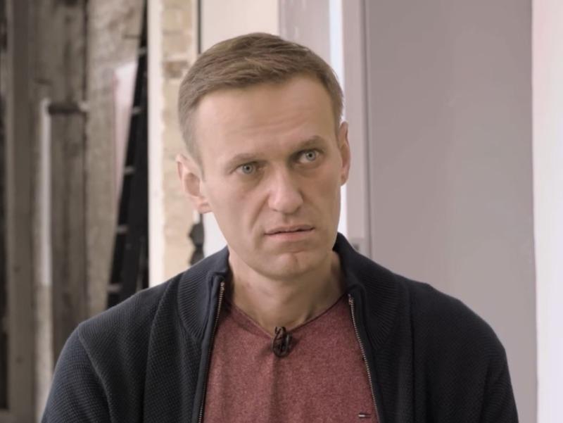 Алексей Навальный // Фото: стоп-кадр с YouTube