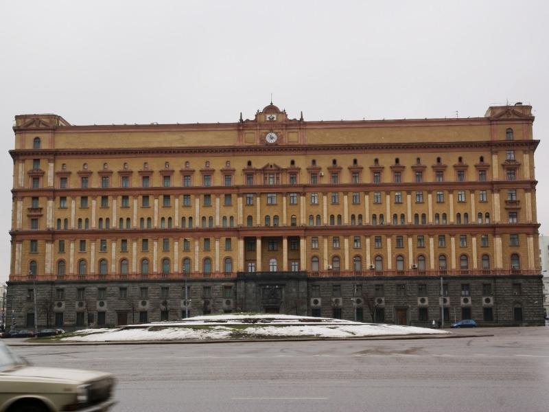Здание ФСБ на Лубянской площади // Фото: Global Look Press