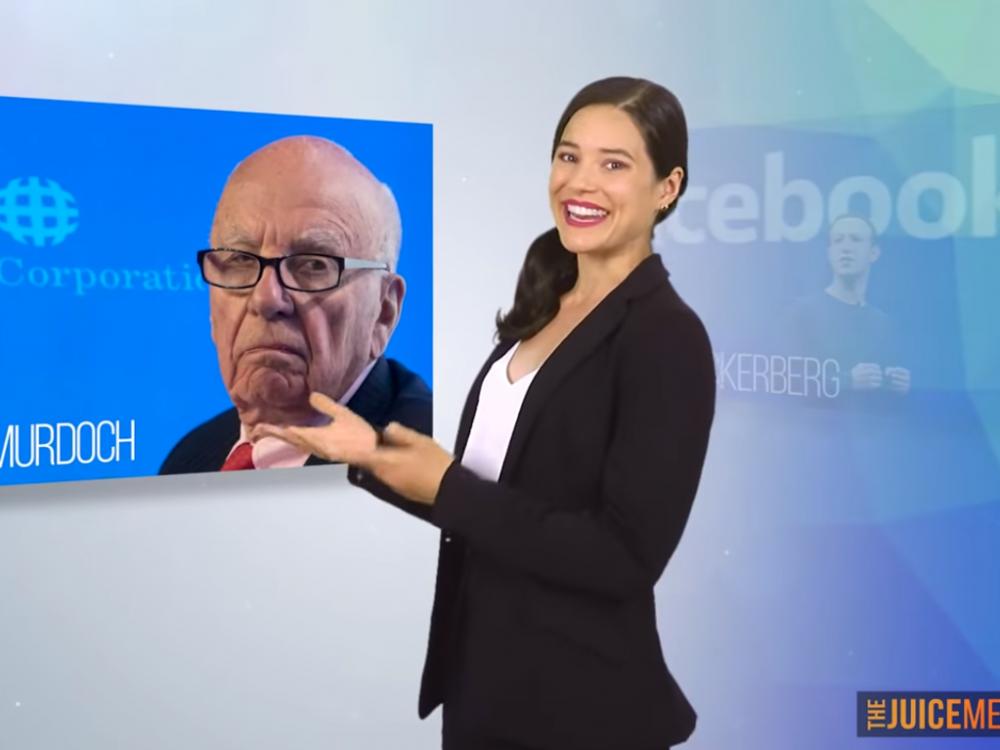 В Австралии высмеяли правительство за закон о плате соцсетей за новости