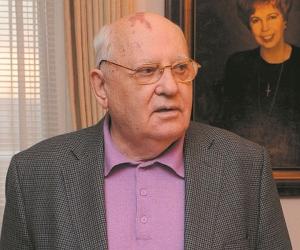 Михаил Горбачев // фото: Андрей Струнин, в статье: Global Look Press, скриншоты с YouTube