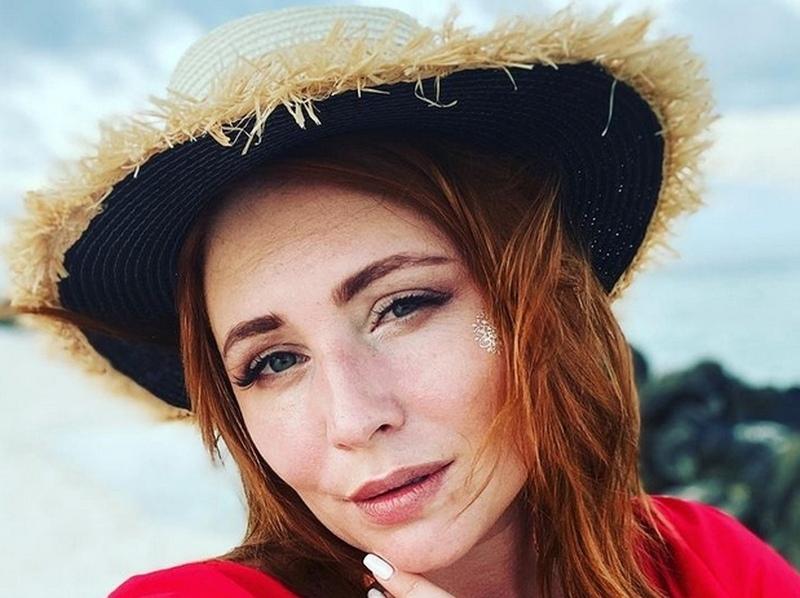 """Анастасия Спиридонова // фото: в статье: Instagram, стоп-кадр """"Первый канал"""""""