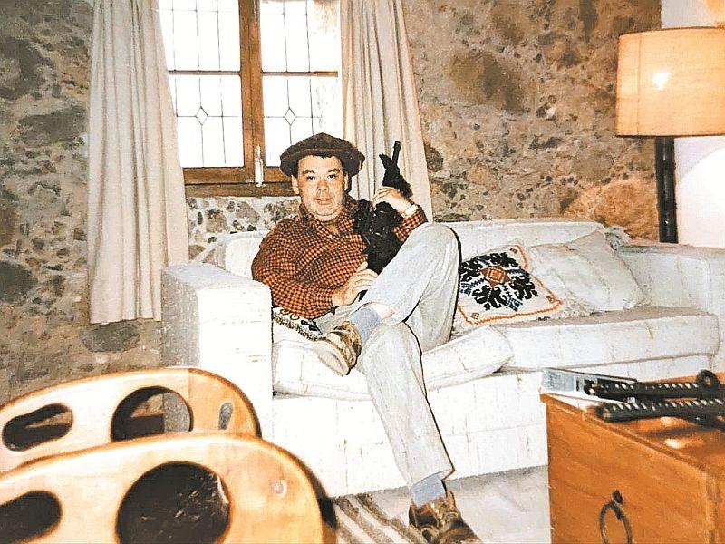 Алексей Герман-старший // Фото: личный архив Алексея Германа-младшего