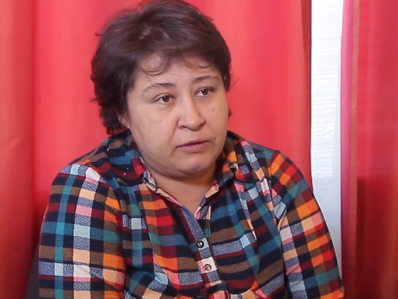 Наталья Зубкова // Скриншот с видео на YouTube