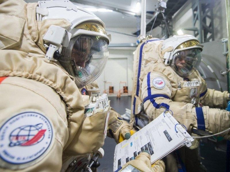 Чтобы попасть в отряд космонавтов, придется попотеть // фото: Global Look Press