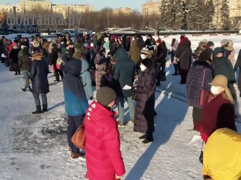 Скриншот с видео «Фонтанки»