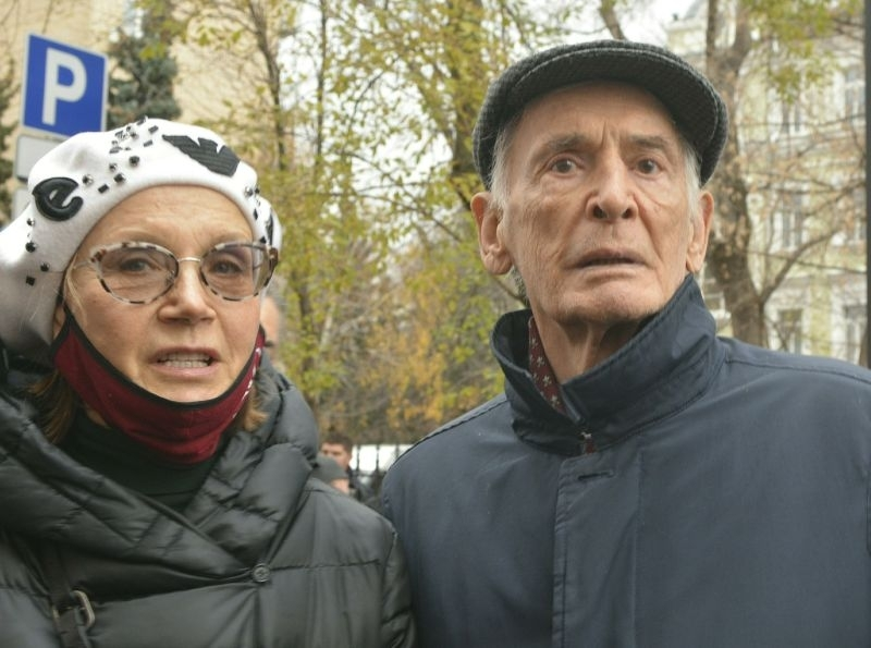 Василий Лановой и Ирина Купченко // Фото: Global Look Press