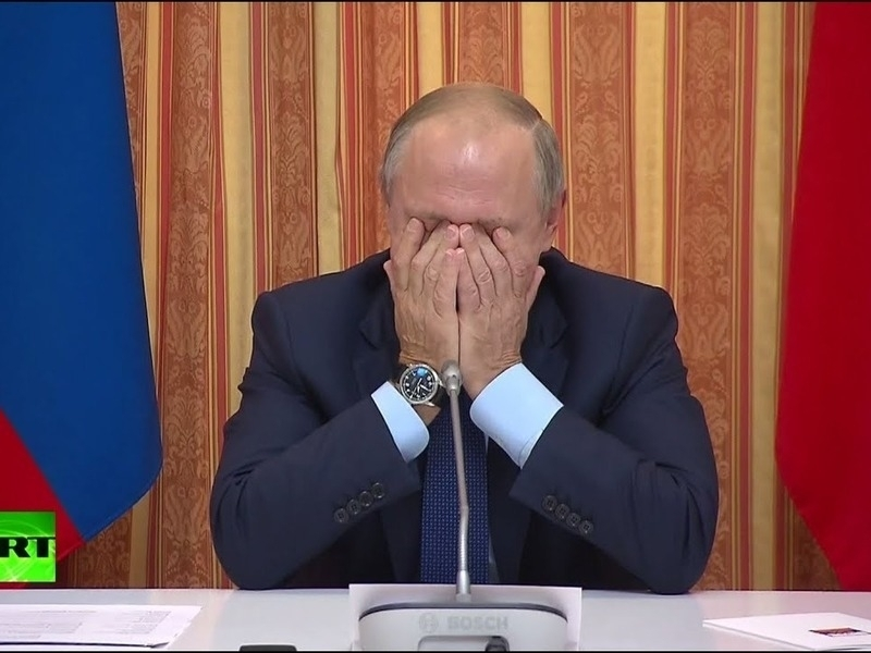 Владимир Путин // Скриншот из YouTube