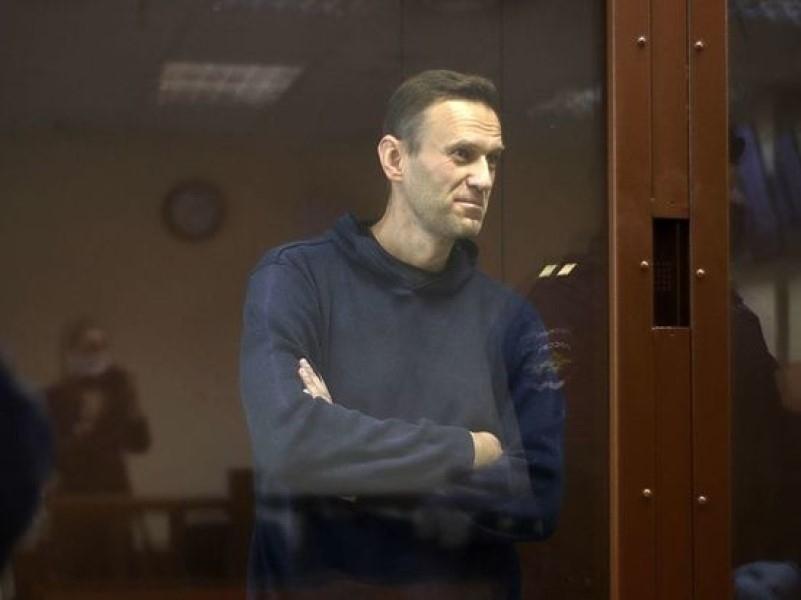 Алексей Навальный // Фото: Пресс-служба Бабушкинского суда