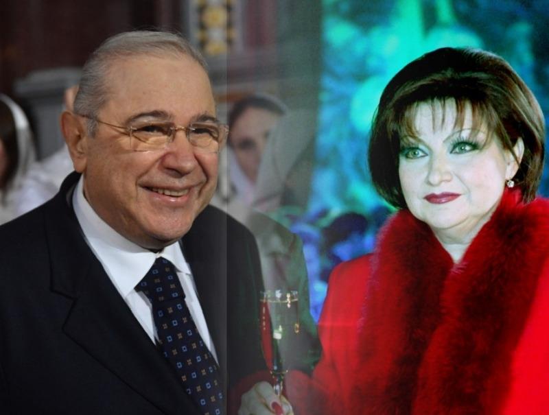 Евгений Петросян и Елена Степаненко // Фото: Global Look Press